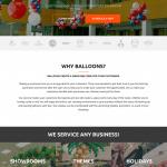 Ballon Man - StoryBrand Website