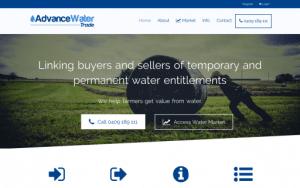 Advance Water Trade
